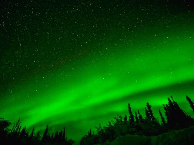 攻略   阿拉斯加   追逐极光的旅程