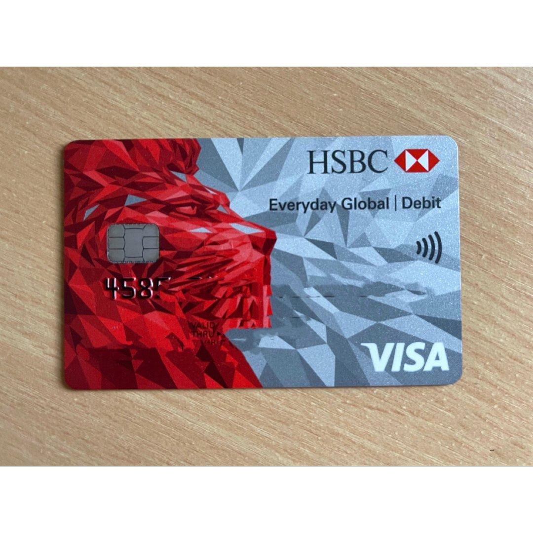 澳洲HSBC银行卡,把餐馆刷卡手续费赚回...