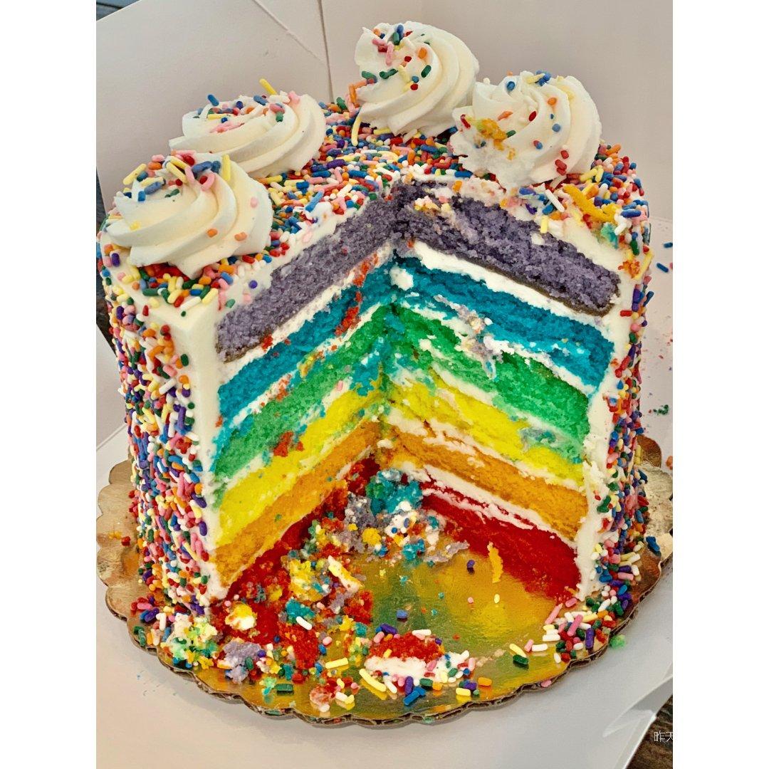 【黑五狂欢1.2】彩虹蛋糕🍰