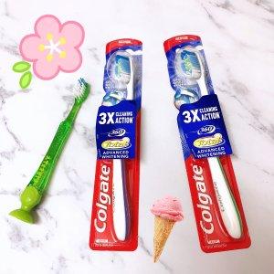 Extra Clean 中等硬度牙刷 4支