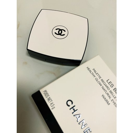 Chanel Warm盘