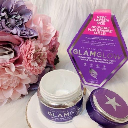 glamglow紫罐提拉紧致面膜