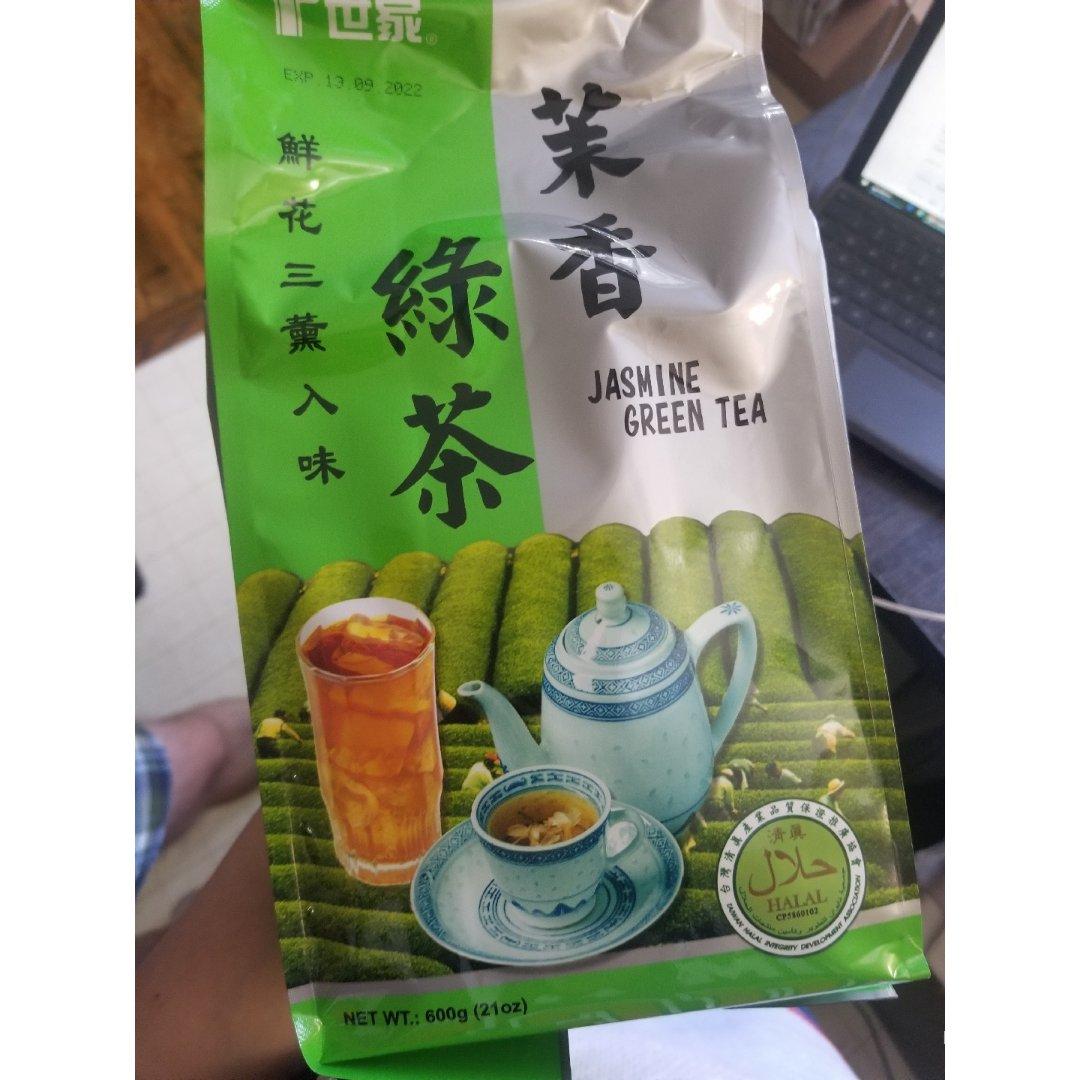 【新品尝试】世家茉莉绿茶
