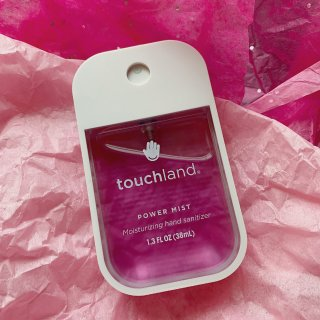 微众测 | Touchland免洗喷雾消毒洗手液