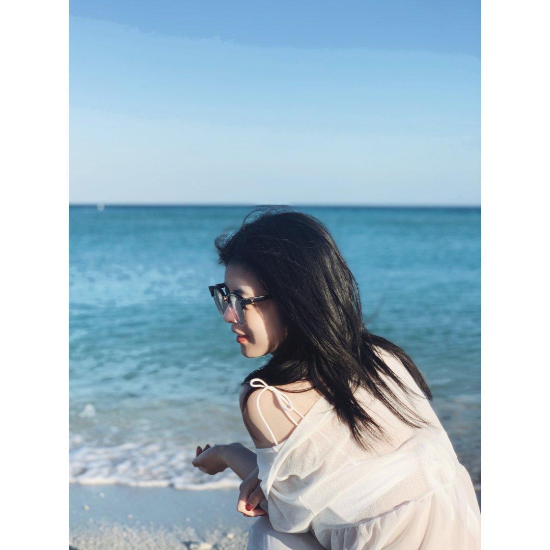 阳光沙滩大海给你好心情🌊iPhon...