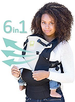 Today Only: $75.59SIX-Position, 360° Ergonomic Baby & Child Carrier by LILLEbaby – The COMPLETE All Seasons @ Amazon