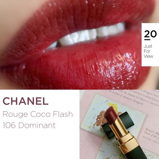 Chanel Coco Flash 106 vs 70💋