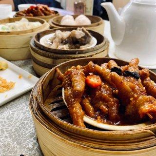 米芝莲,豉汁凤爪,豆豉排骨,蒸牛百叶,虾饺