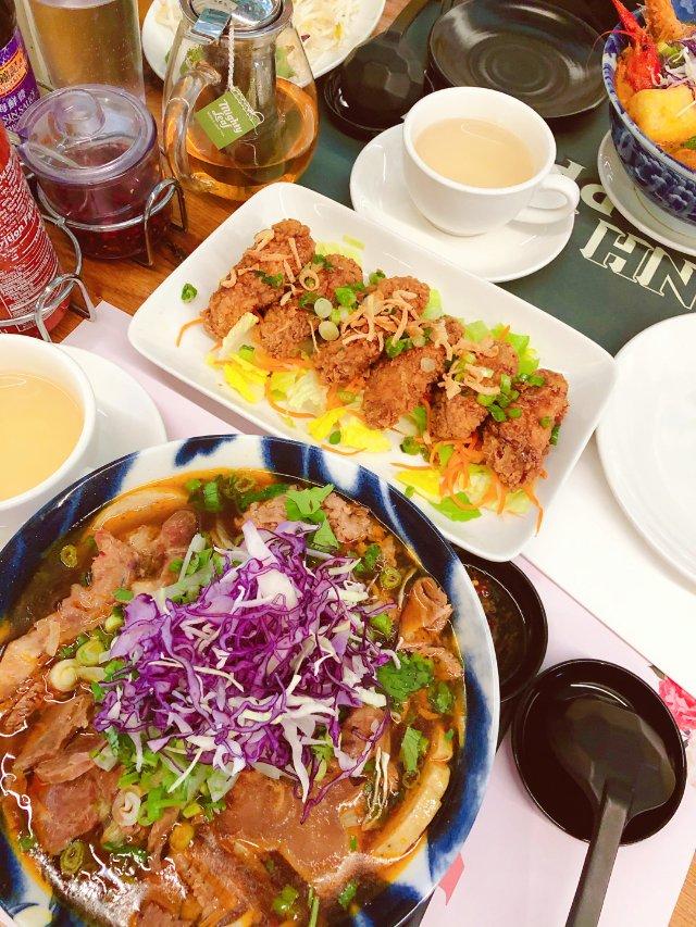 NY探店|越南菜Pho bar