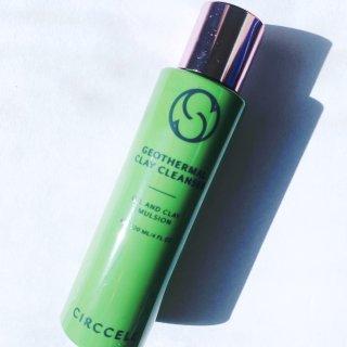 微众测Circcell 粘土清洁和深层滋润清洁乳