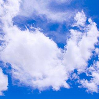 春天的天空,都是爱你的形状...