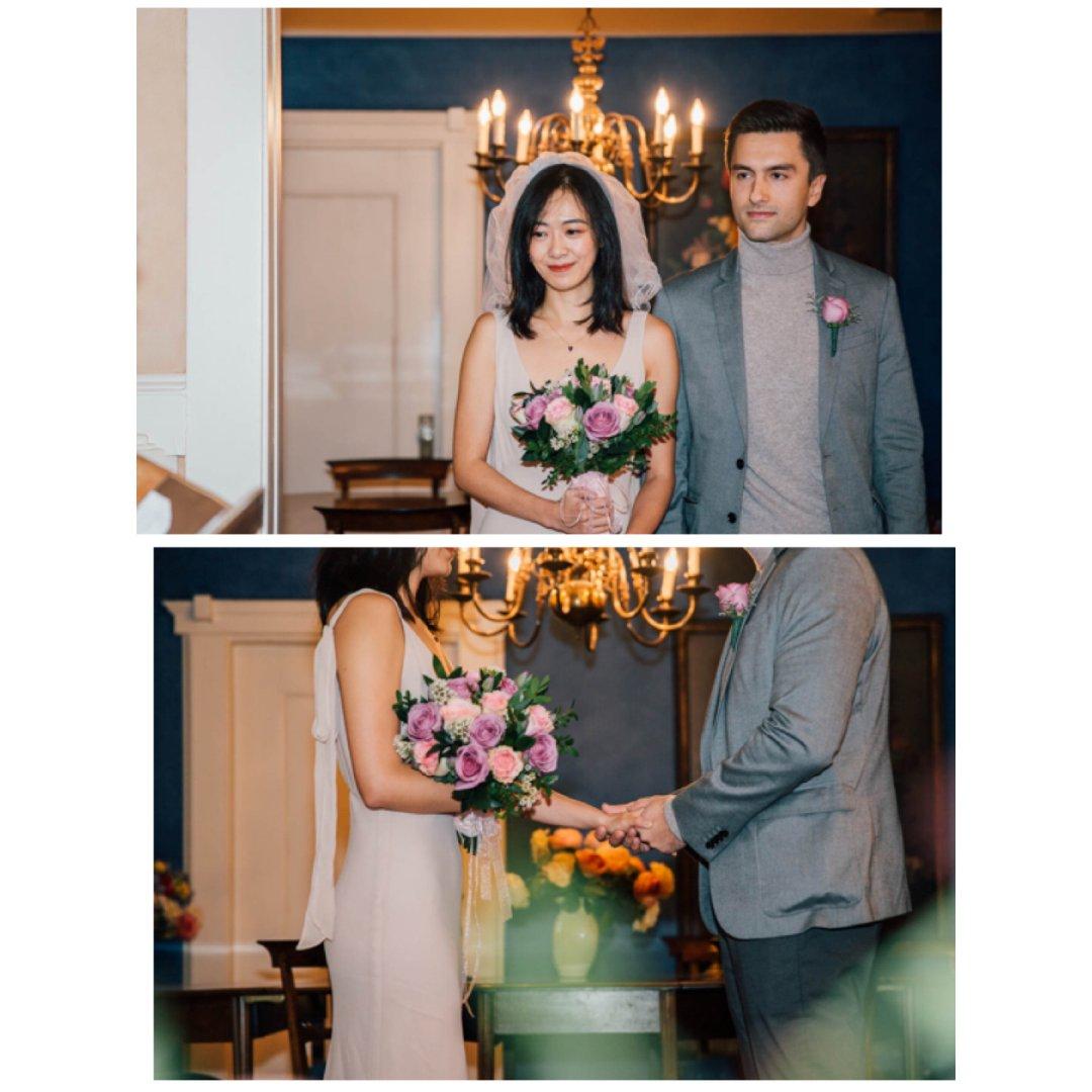 11.17.2019 我们领证结婚啦