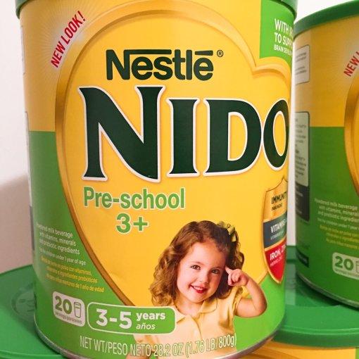 学龄前儿童的成长奶粉?