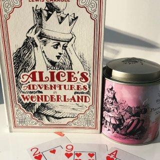 茶叶,爱丽丝梦游仙境