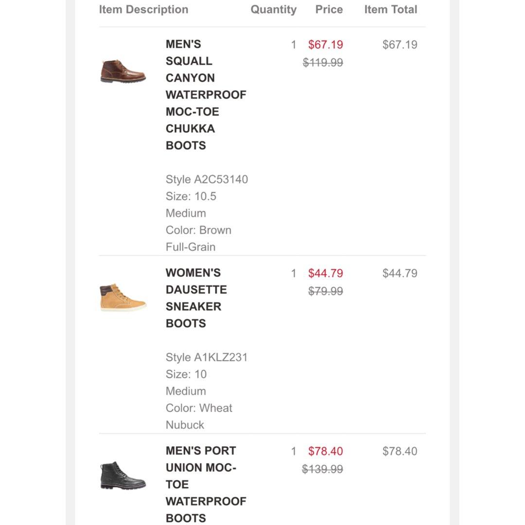 Timberland靴子🥾白菜价的一单!
