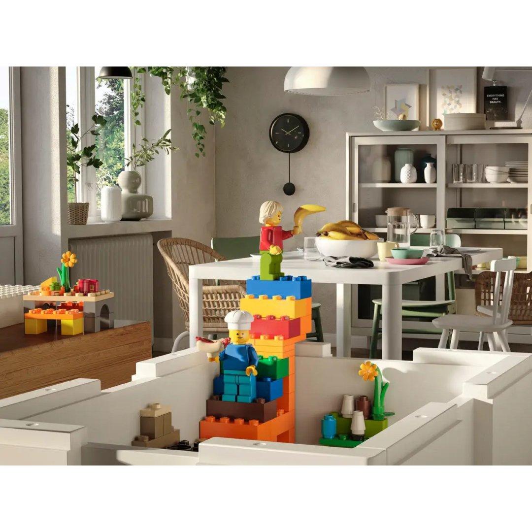 LEGO x IKEA 联名强势来袭!