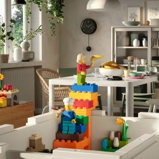 LEGO x IKEA 联名强势来袭!...