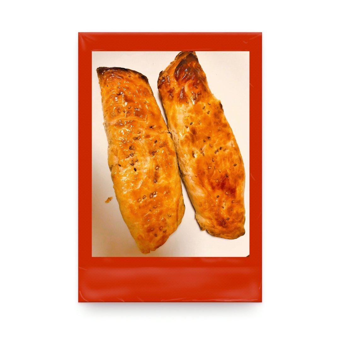 【快手早餐】🤤酥到掉渣的奶香味红薯酥饼~