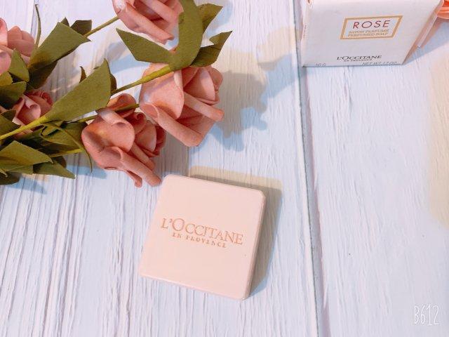 粉色之玫瑰之心香皂