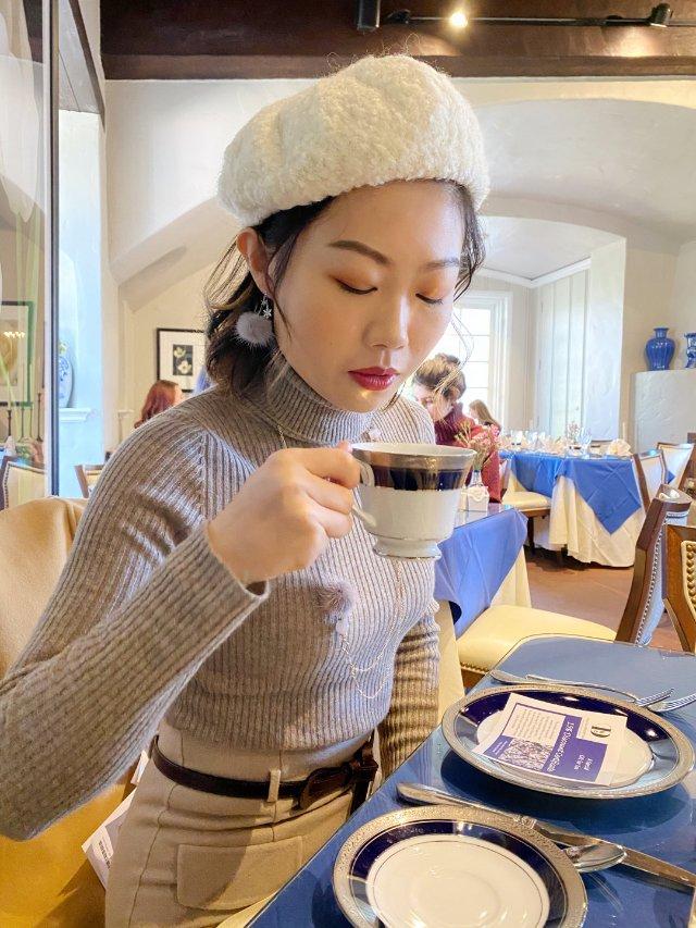 情人节快乐💕达拉斯植物园🌳下午茶☕️