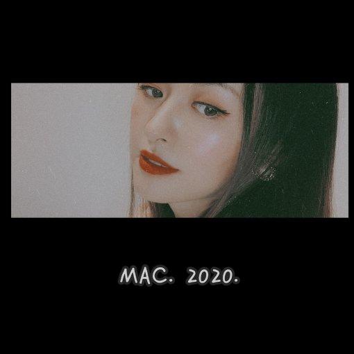 💕 MAC 魅可 2020 春季新品试色~