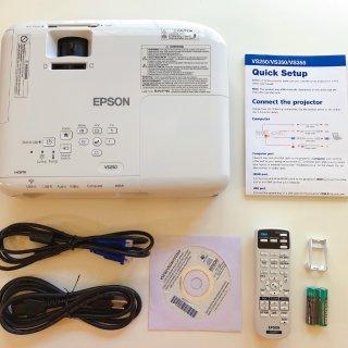 Epson便携式投影仪,轻松打造小型家庭...