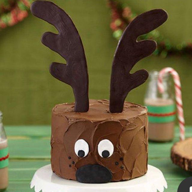 推荐圣诞节蛋糕!