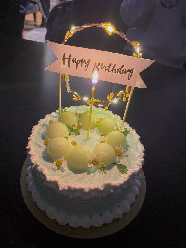 生日很快乐1⃣️9⃣️