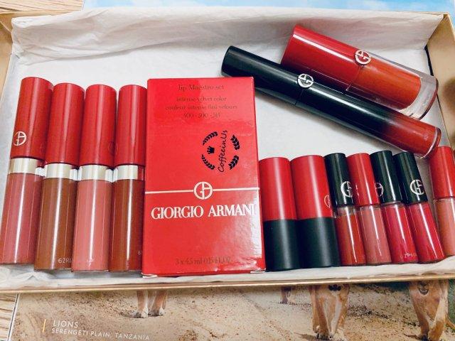 ❤️口红收藏大公开 | 阿玛尼篇❤️