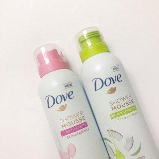 【Dove沐浴慕斯】好用白菜价的沐浴露了...