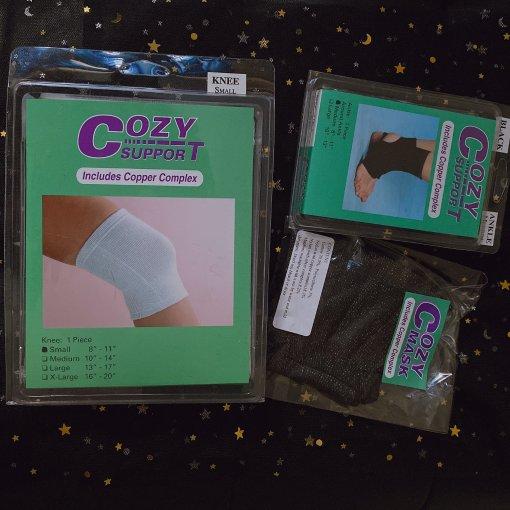 🧘♀️日常关节保护~Cozy Support局部护理服