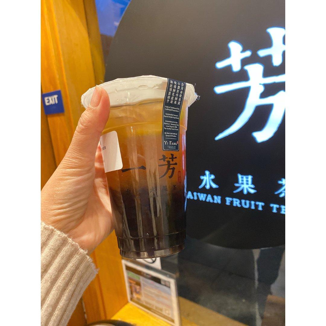 让人喝过忘不了的台湾一芳鼻祖水果茶