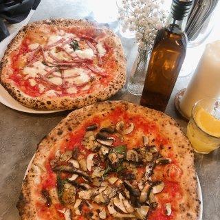 Rudy's Pizza 超好吃的意式披...