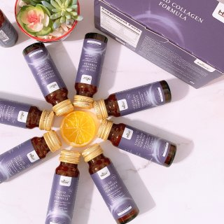 微众测:Heivy 紫瓶胶原蛋白口服液