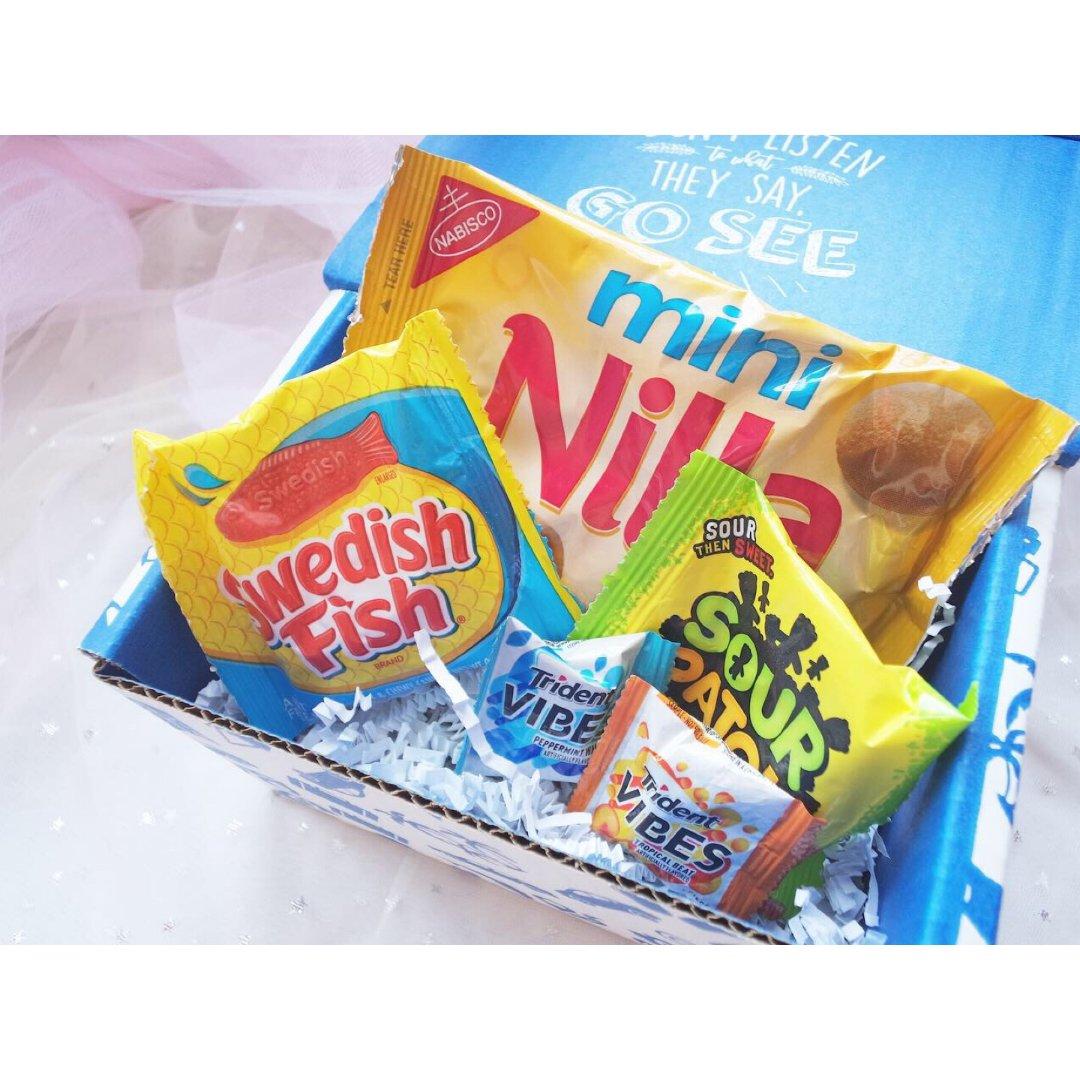 ❣开箱❣下雨天来吃点甜甜缓和心情 ...