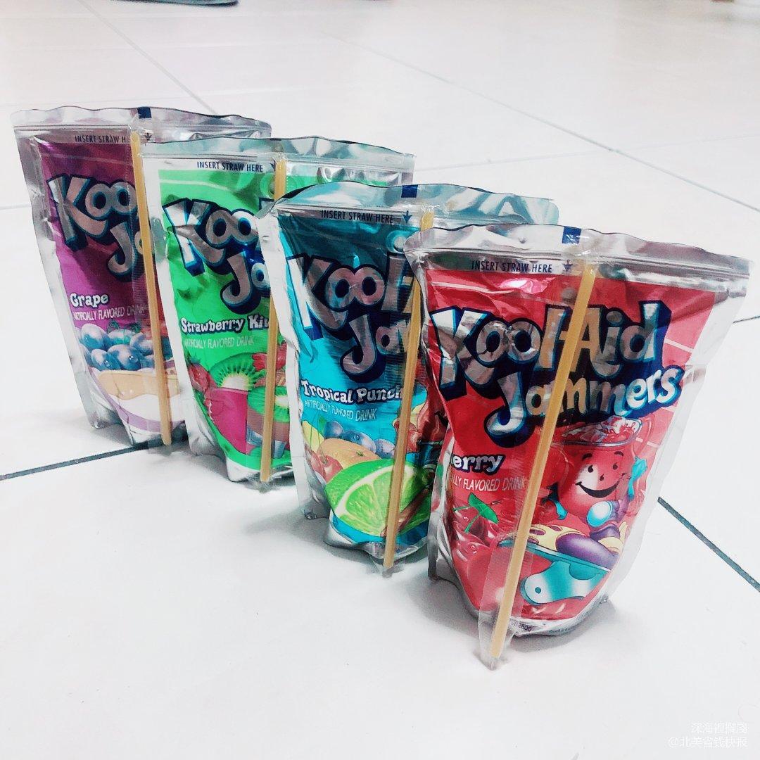 小盆友的果汁🍹飲料 —  Kool...