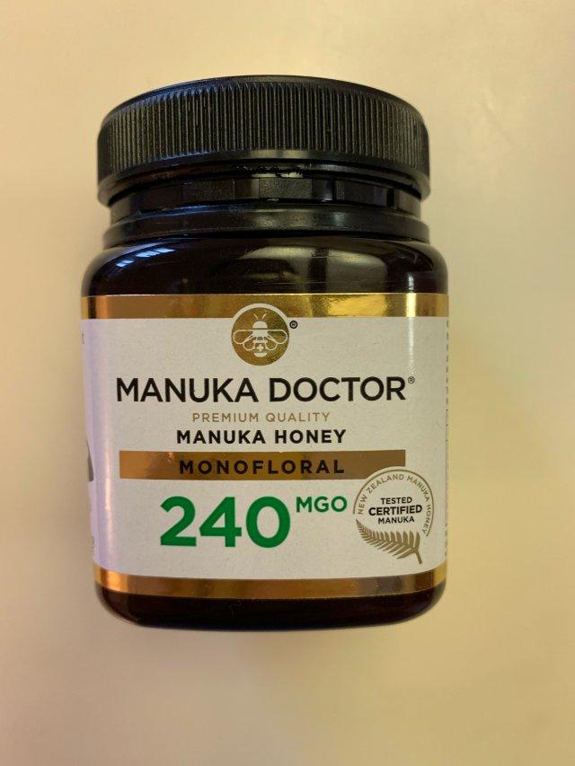 好喝又营养的蜂蜜