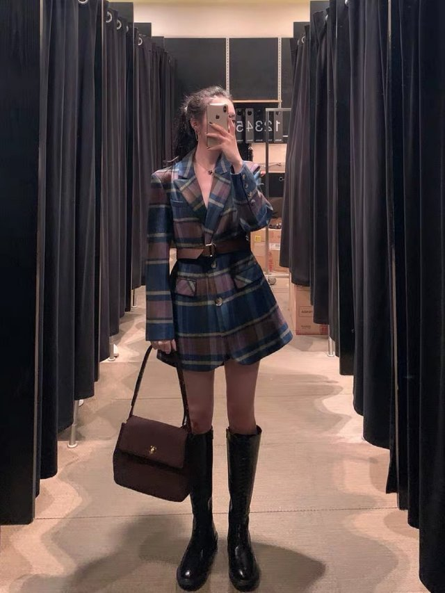 穿搭|这个双十一我买的衣服🛒风格迥异