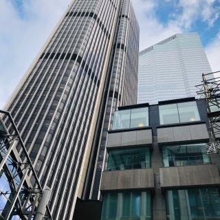 城市的高楼