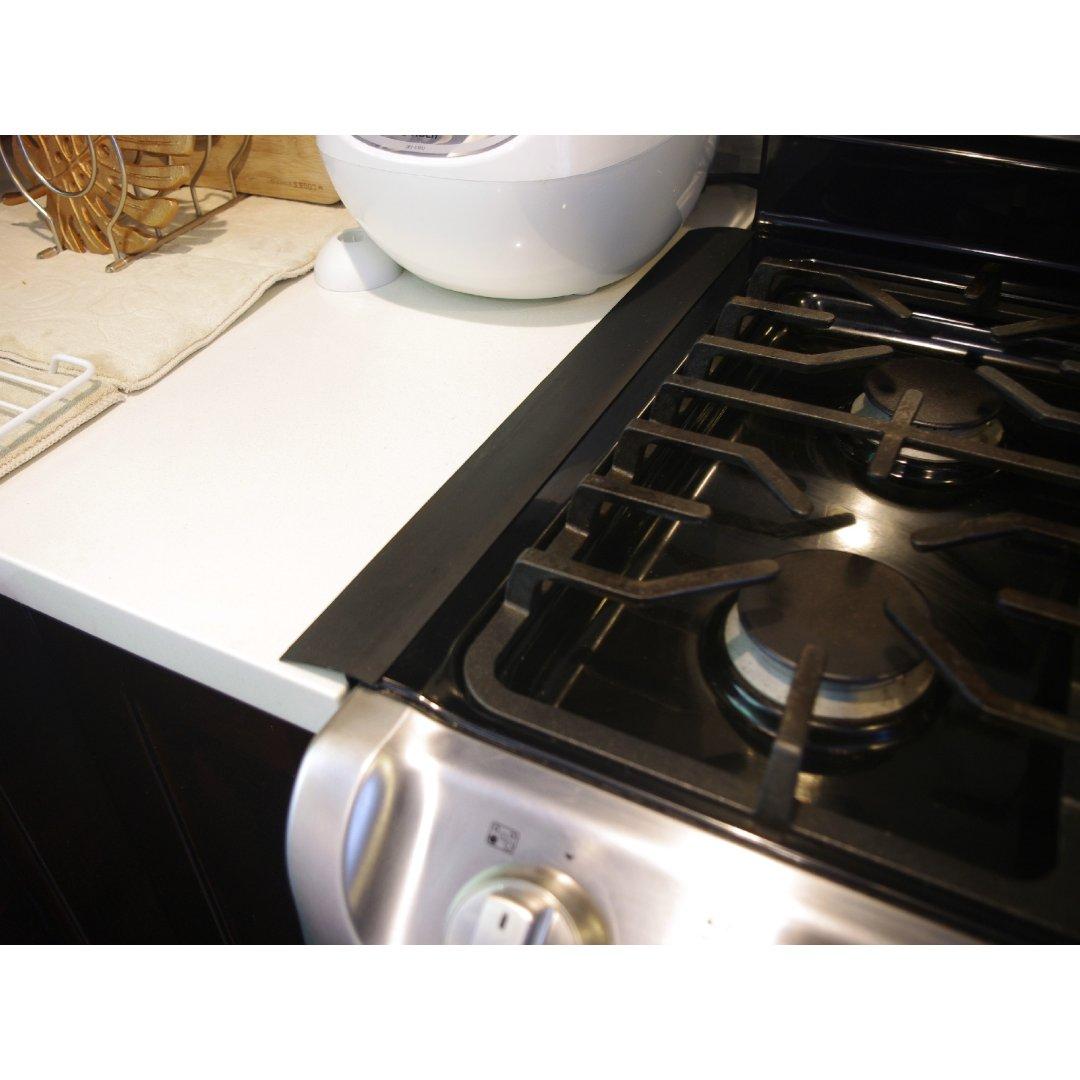 厨房神器:专门用来填补灶台缝隙的橡皮条