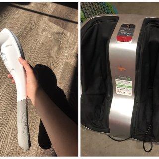 💪告别肌肉腿-多德士筋膜枪测评