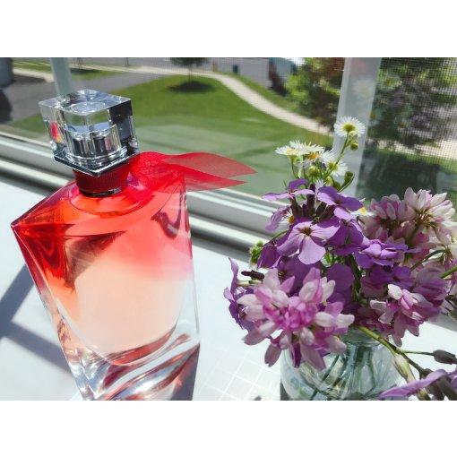 带着翅膀的法兰西一枝花玫瑰香水
