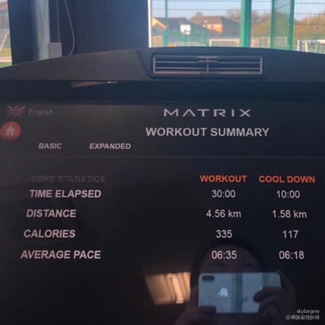 公里跑打卡第二天!...