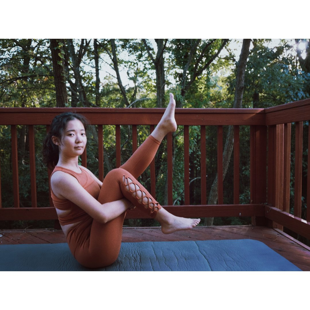 🍁Back to Yoga|秋日瑜...