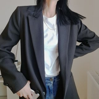 OOTD夏末初秋,推荐一下最近喜欢的西装...