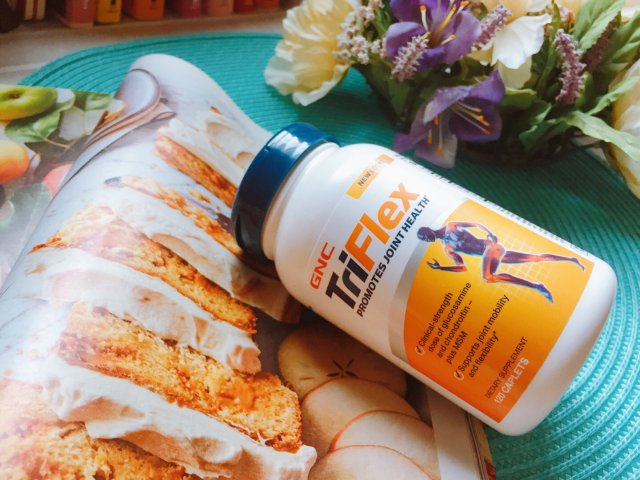 膝蓋保健|GNC TriFlex