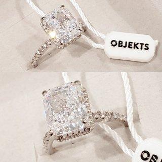 ◇饰饰如意◇手指上的夏天限定---OBJEKTS冰糖戒指
