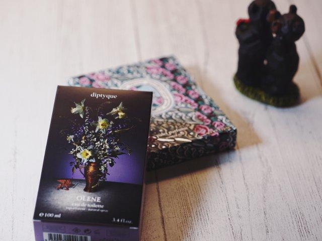 diptyque香水&固体香膏
