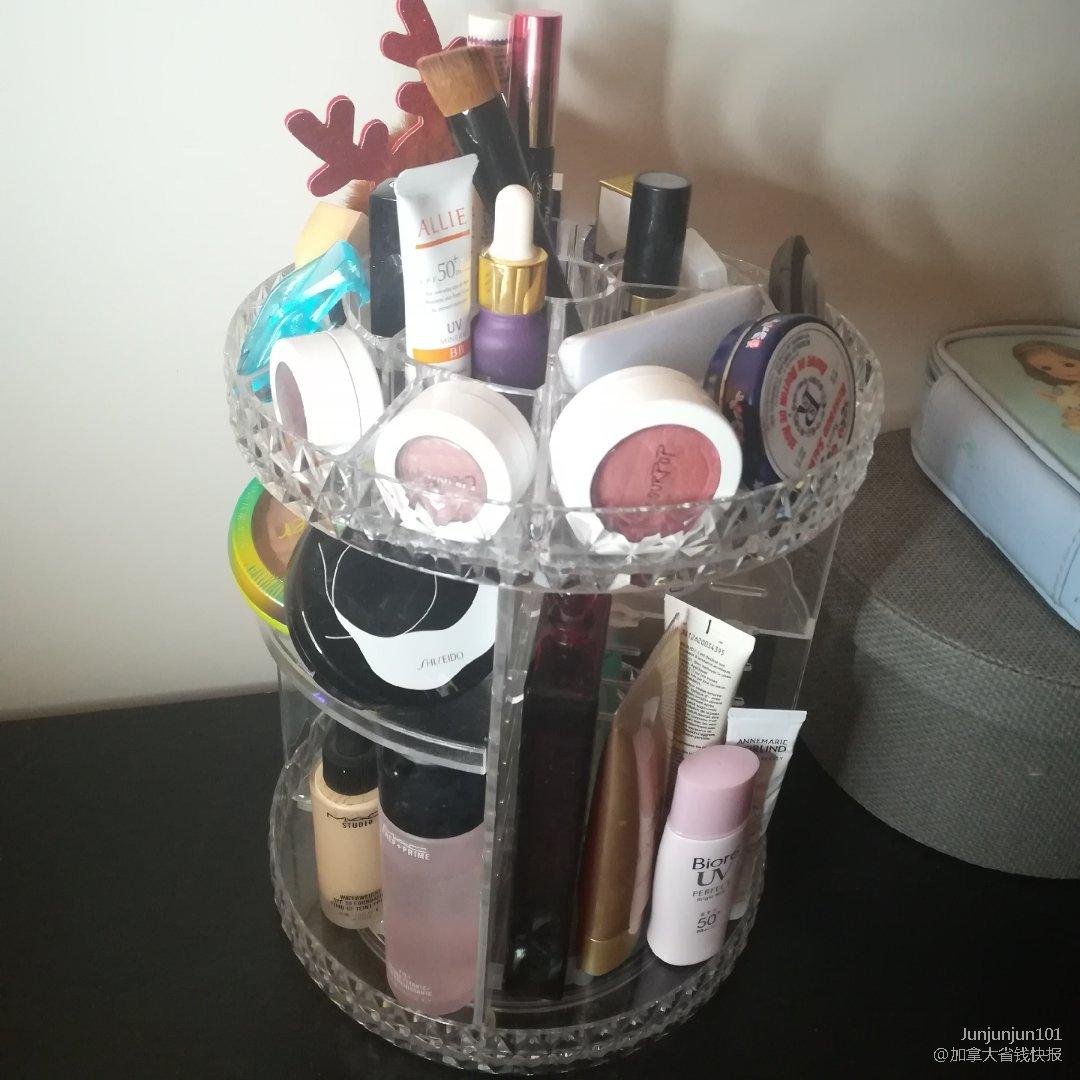 桌面化妆品收纳架