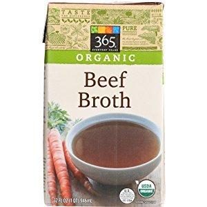 Amazon.com : 365 Everyday Value, Organic Chicken Broth, 32 oz :